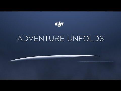 DJI Live - Adventure Unfolds