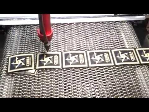 Laser systems for label cut, Embroidered , Woven ,Printing label