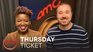 AMC Thursday Ticket - LIVE (Gemini Man, The Addams Family) | AMC Theatres (10/10/2019)