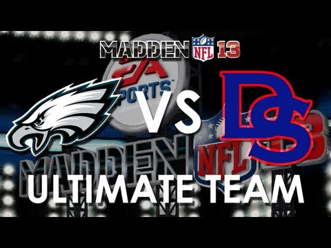 Madden 13: Ultimate Team Creation: The Snackbars - Episode 1