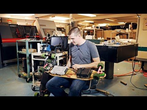 Duo's Meet Your Maker: Jeff Plott's DIY Electric Longboard
