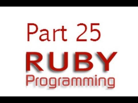 Ruby Programming - Part 25 Define Class part 3