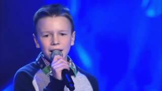 Battle: Grenade - Bruno Mars   The Voice Kids 2014 Belgium