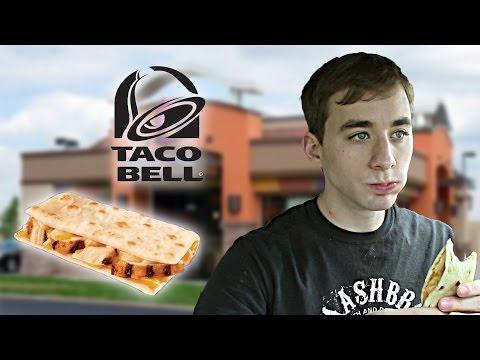 Taco Bell Chicken FlatBread Sandwich- Food Review #167