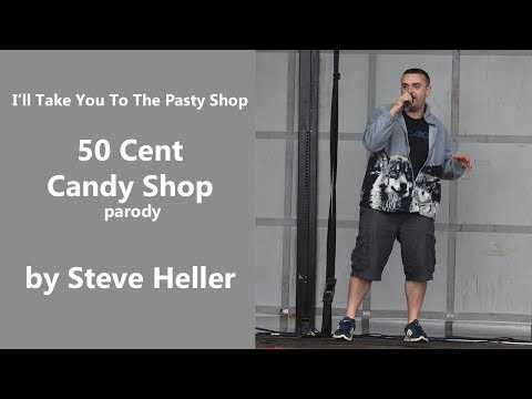 I'll Take You To The Pasty Shop