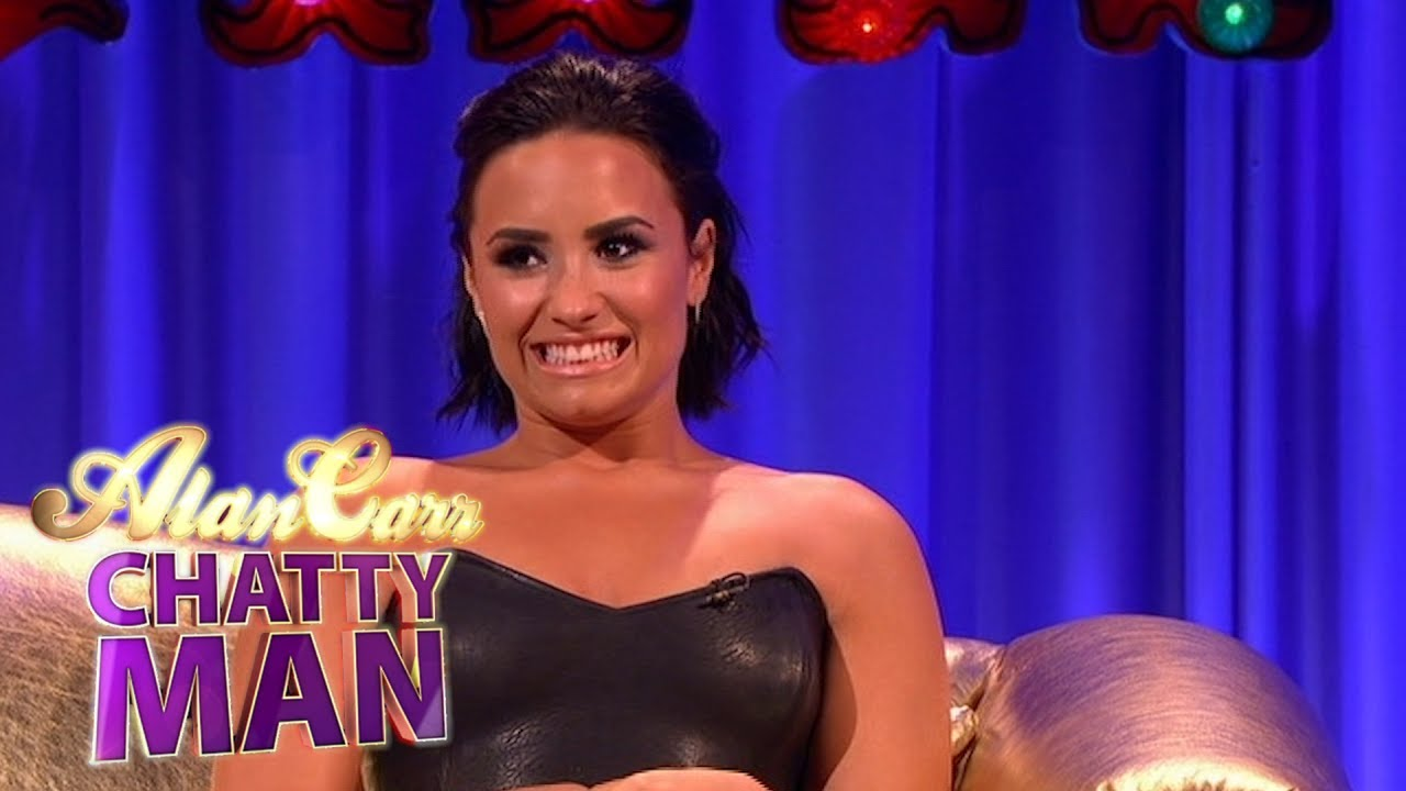 Demi Lovato Talks About Sexual Fluidity | Full Interview | Alan Carr: Chatty Man