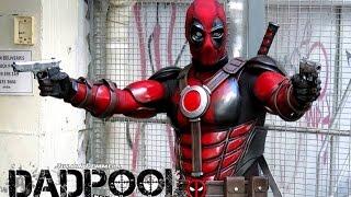 My Comic Deadpool Costume/cosplay