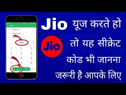 How to activate call forwarding on jio & on any network