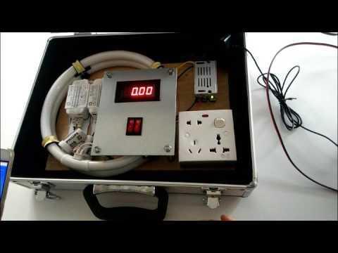 Wemeter---WIFI energy meter/electricity monitor