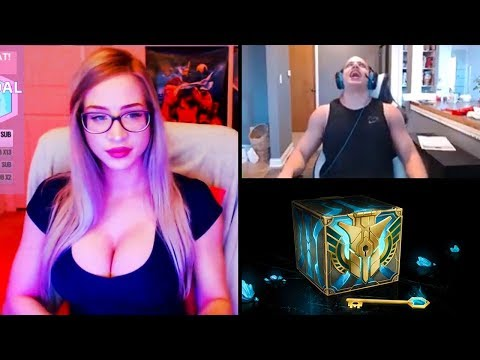 Tyler1 Spends $3k to Find One Skin | Nightblue3 Int's at Baron | Yasuo on Poki E Girl - LoL Moments