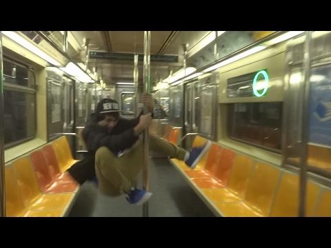 #5 - Showtime, Penn Station & Central Park