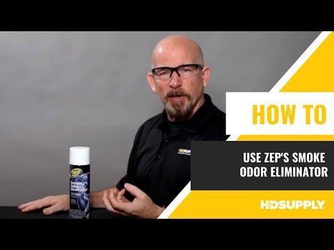 Zep Smoke Odor Eliminator - HD Supply Facilities Maintenance