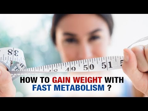 How To gain weight with fast metabolism ?-Dr. Gaurav Sharma-DrG  Nutrition new