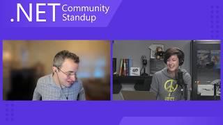 Visual Studio: .NET Community Standup - Sept. 19th 2019 - .NET Conf, Web Editors, and More