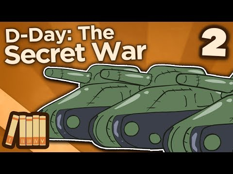 D-Day - II: The Secret War - Extra History