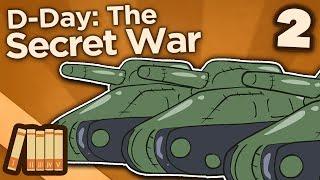 D-Day - II: The Secret War - Extra History