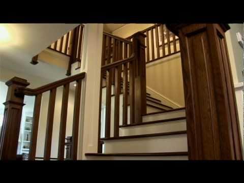 Tom Binger Trim Railing & Stairs