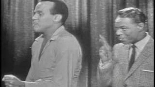 Download Nat King Cole & Harry Belafonte Mama Look A Boo Boo NBCTV '57Z Video