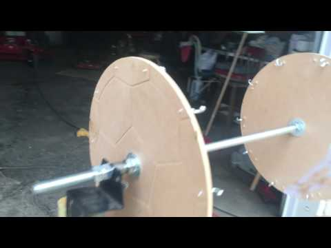 **EASY Project How To Building a Drying Rack For Clearing Walleye Lures