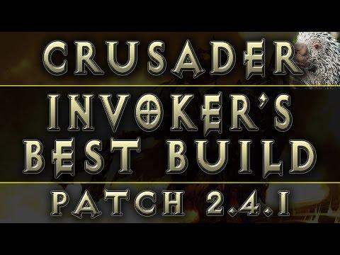 Diablo 3 - Crusader Best Invokers Build (Patch 2.4.1)
