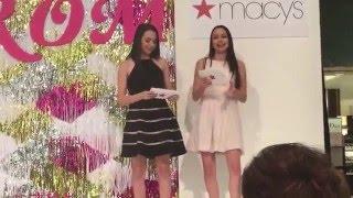 Merrell Twins host Prom Fashion Show - 2016-03-05 - Mall of America