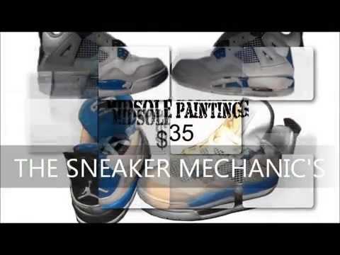 Sneaker Restorations (Full News Report)