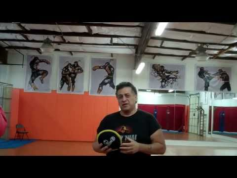 Power Punching: Sand Bag Striking for Power