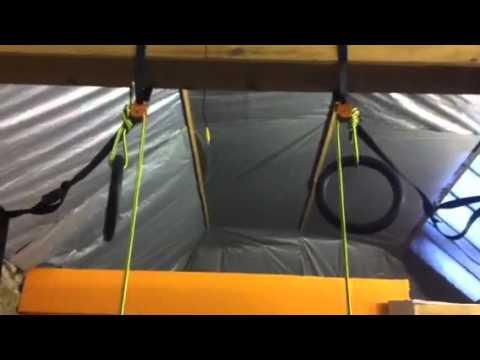 Making the Gymnastics Rings Dream Machine Step 7