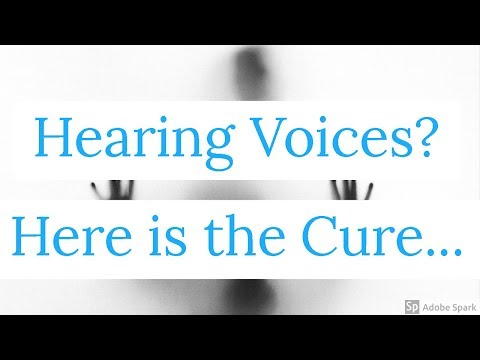 The Cure To Hearing Voices & The Reality Behind It