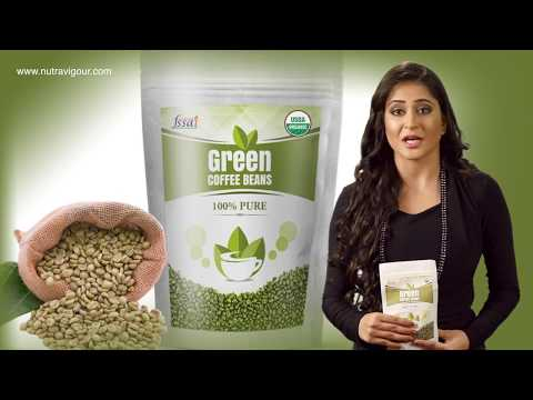 Remove Your Extra Fat In 15 Days - NUTRAVIGOUR ORGANIC GREEN COFFEE BEANS