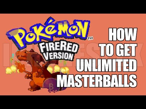 How to get Unlimited Masterball Pokemon Fire Red GBA4IOS iOS 11 10 9 iPhone iPad