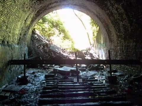 Abandoned Train Tunnel #2, Cincinnati, Ohio