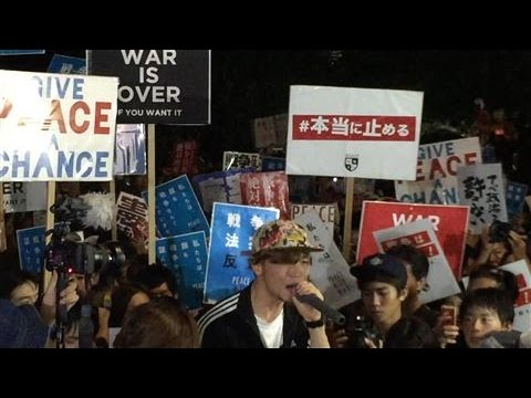 Student Group Emerges as Political Voice in Japan