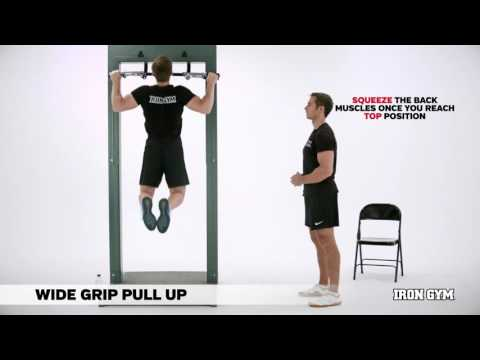Push and Pull Challenge - IRON GYM® Training Academy