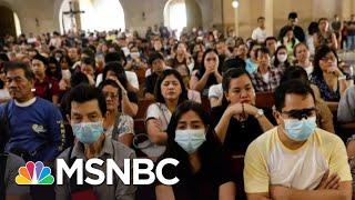 Officials Say Americans Should Prepare For Coronavirus Spread | Andrea Mitchell | MSNBC