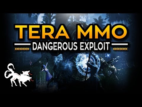 TERA: Massive security vulnerability puts entire player base at risk