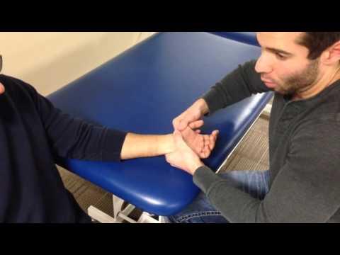 Manuel Technique for a Non-Displaced Bennett Fracture