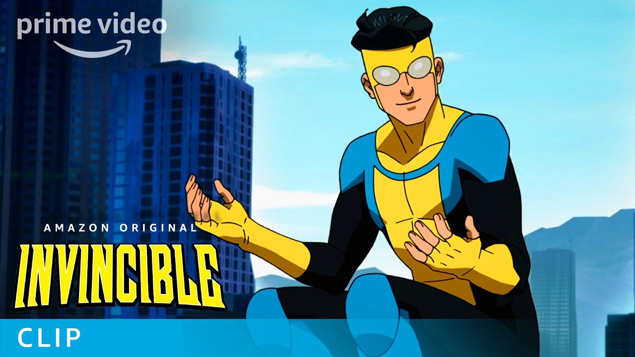 Invincible – First Look Clip | Prime Video