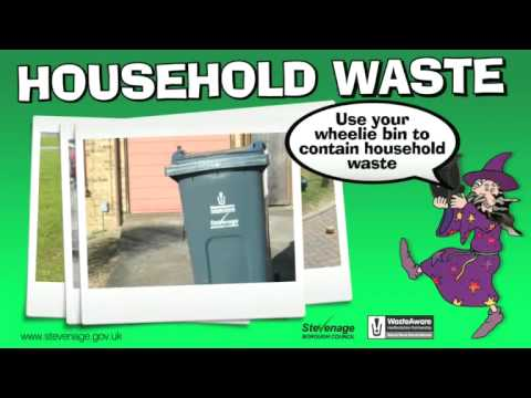 Stevenage Council Household Waste