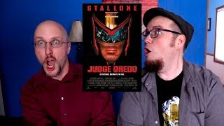 Nostalgia Critic Real Thoughts on - Judge Dredd