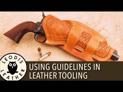 Quick Tip: Guidelines for Leather Tooling