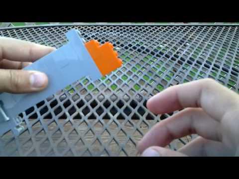 LEGO How to make an awsome lego knife