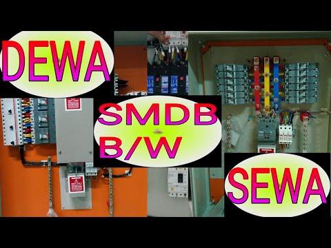 Different between SEWA SMDB and DEWA SMDB/main different for smdb for SEWA and DEWA