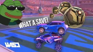 POTATO LEAGUE #95 | TRY NOT TO LAUGH Rocket League MEMES and Funny Moments