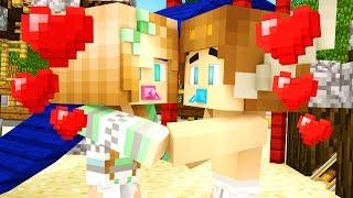 Minecraft School-FNAF Sister Location - BABIES KISS IN SCHOOL?!