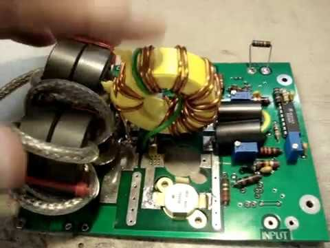 600 Watt MOSFET Linear Amp - Part 2