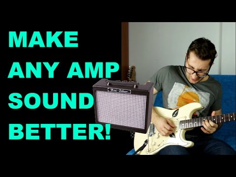 5 Things to Get Right for a Better Amp Sound