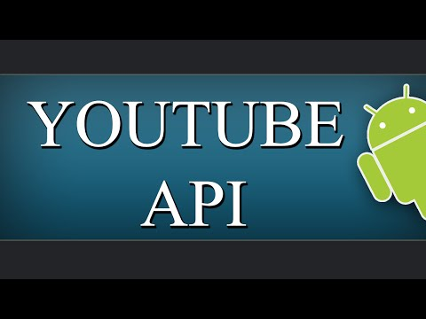 How To Integrate Youtube API In Android Application