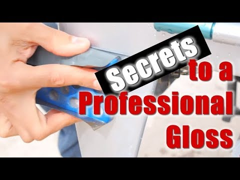 Secrets To a Professional Gloss When Colorsanding And Buffing Your Car