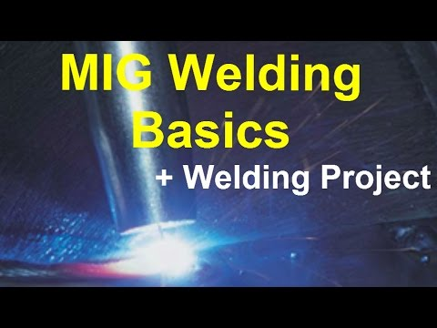 MIG Welding Basics: Quick & Easy Trailer Ramp Project